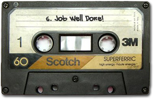 Job Well Done, by J.D. Lenzen